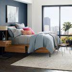 кровати с системой хранения