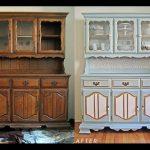 перекраска старой мебели