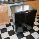 перепланировка кухни под посудомойку