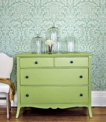 покрасить мебель своими руками
