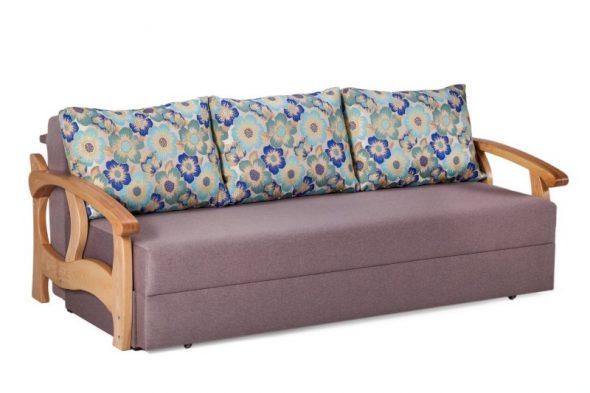 раскладной диван современный