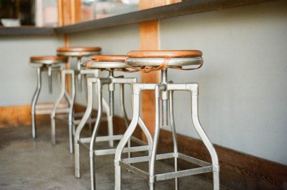 сБарный стул оригинальный элемент