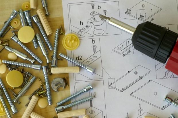 шема разборки и инструменты