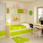 шкаф-купе для просторной детской