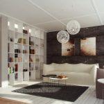 шкаф перегородка двусторонний мебельная фантазия