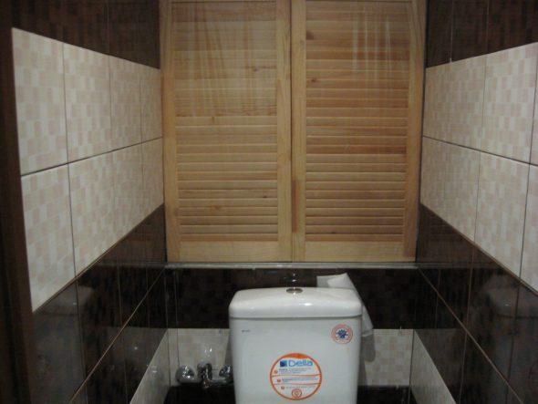 Шкафчик в туалете
