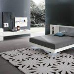 современная итальянская подвесная кровать