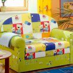 современный детский диван кровать
