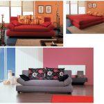 современный дизайн раскладных диванов