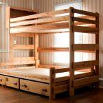 своими руками двухъярусная кровать