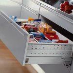выдвижные системы кухонных ящиков