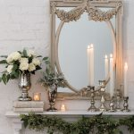 зеркала в интерьере классика
