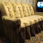 Чехлы для диванов на резинке