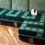 Чехол на сиденье дивана