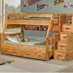 Детская двухъярусная кровать деревянная своими руками