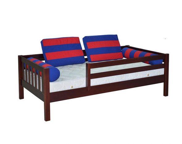 Детская кровать из массива дерева Кроха