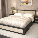 двуспальная кровать подъемная удобная