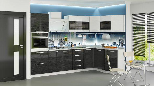 Готовые кухонные гарнитуры от производителя