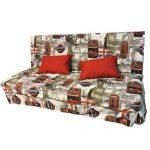 Этому компактному дивану найдется место в любом доме