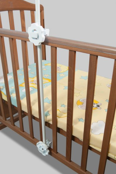 Крепеж на балдахин на детскую кроватку