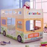 Кровать Автобус в детскую