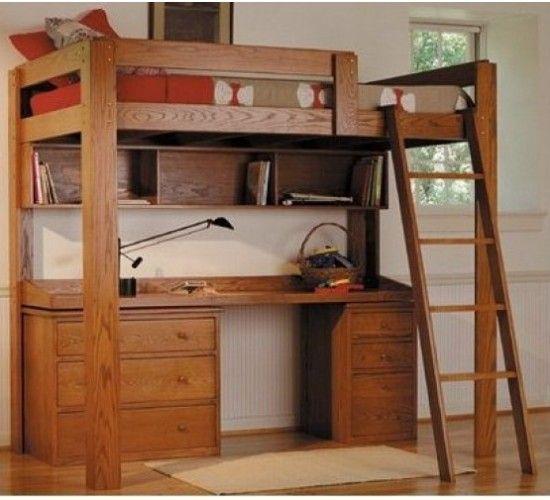 кровать чердак для подростков