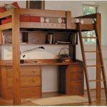 Кровать-чердак подростковая Карстронг