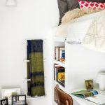 кровать чердак с рабочей зоной идеи