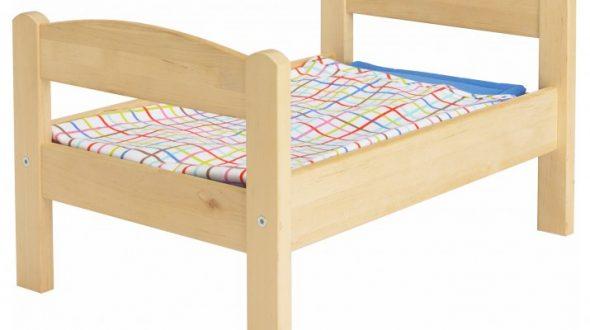 Кровать для ребенка красивая