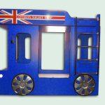 Кровать двухъярусная Автобус