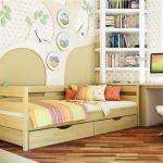 Кровать подростковая Нота