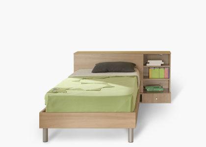 Кровать с тумбой для детской