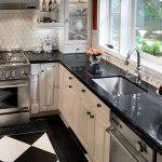 Материалы кухонной столешницы