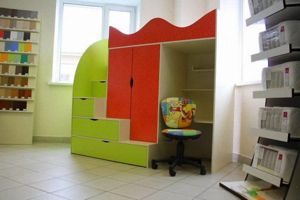 Мебель с лдсп в детскую