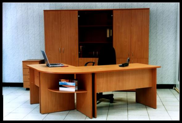 Мебель в офис из лдсп