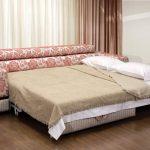 Определение расположения кровати