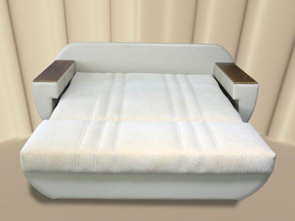 Ортопедический диван кровать в интерьере