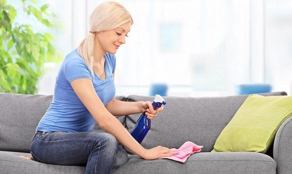 Специальное средство против запаха новой мебели