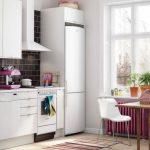 белая кухня интерьер