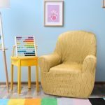 чехол для кресла в интерьере