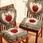 чехол-подушка на стул своими руками