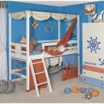 детская комната Море