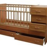 детская кроватка раиса