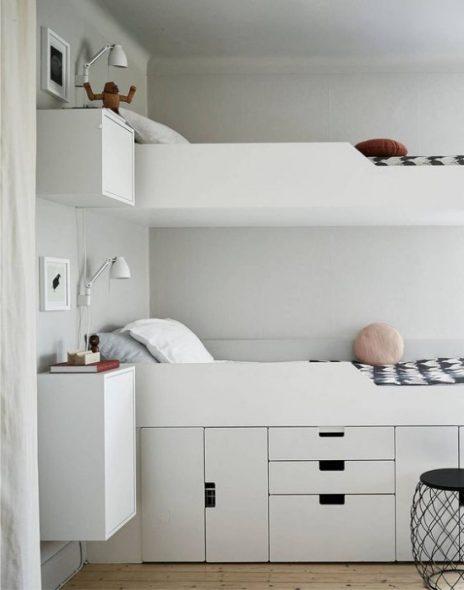 детская кровать хай тек