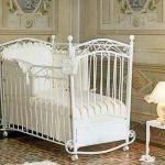 детская кроватка дизайн