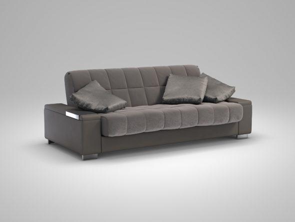 диван аскона с ортопедическим матрасом