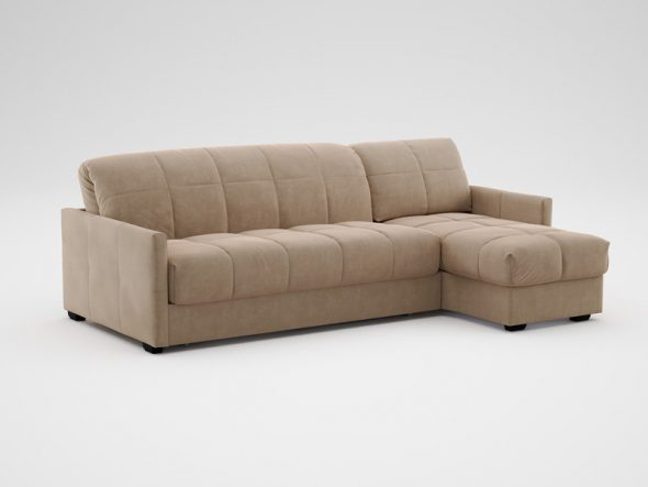 диван угловой с малым канапе