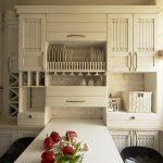дизайн кухни 6 квадратных метров интерьер