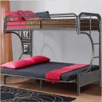 двухъярусная кровать металлическая