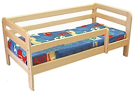 етская кровать от 3 лет с бортиками